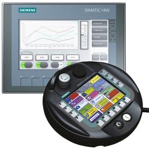 Panele operatorskie HMI Siemens