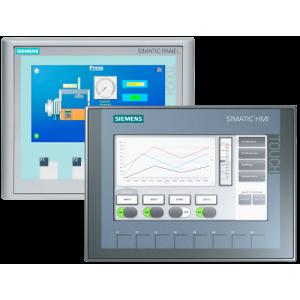Panele HMI Siemens - Panele Siemens Basic II generacji