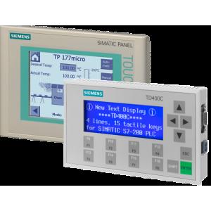 Panele HMI Siemens - Panele Siemens Micro