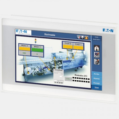 "Panel operatorski HMI 3,5"" Eaton XV-102-B4-35TQR-10"