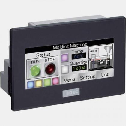 "Panel HMI 3,8"" FT1A-C14RA SmartAXIS IDEC"