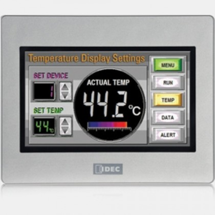 """Panel HMI 4,3"""" HG1G-4VT22TF-B IDEC"""