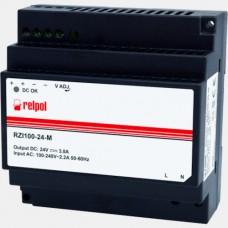 Zasilacz impulsowy RZI100-24-M Relpol 100W 230VAC 24VDC