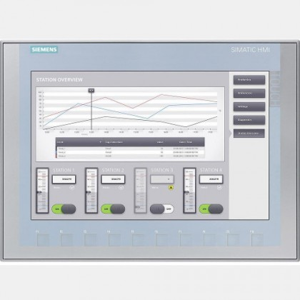 Panel operatorski 12'' KTP1200 BASIC Siemens 6AV2123-2MB03-0AX0