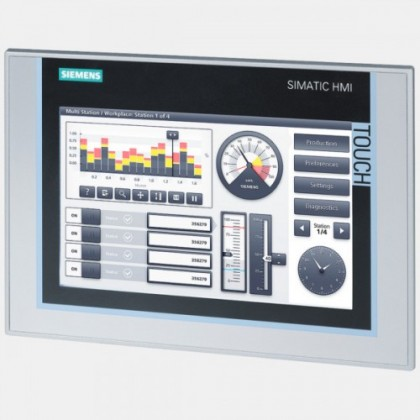 "Panel operatorski HMI 12"" TP1200 Comfort Siemens 6AV2124-0MC01-0AX0"