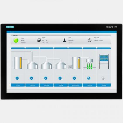 "Panel operatorski HMI 19"" Siemens 6AV2124-0UC24-0BX0 Comfort PRO"