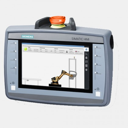 "Panel operatorski 7"" KTP700F MOBILE Siemens 6AV2125-2GB23-0AX0"