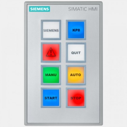 Panel operatorski HMI KP8F PN Profinet Siemens 6AV3688-3AF37-0AX0