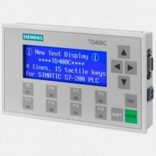 """Panel operatorski HMI 4"""" TD 400C Micro Siemens 6AV6640-0AA00-0AX1"""