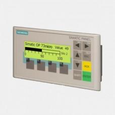 "Panel operatorski HMI 3"" OP 73 Micro Siemens 6AV6640-0BA11-0AX0"