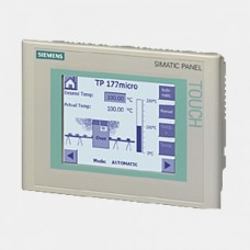 "Panel operatorski HMI 5,7"" TP 177 Micro Siemens 6AV6640-0CA11-0AX1"
