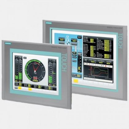 "Panel operatorski HMI 15"" Thin Client Siemens 6AV6646-0AB21-2AX0"