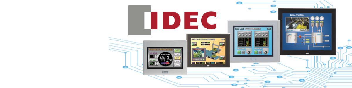 Panele HMI IDEC