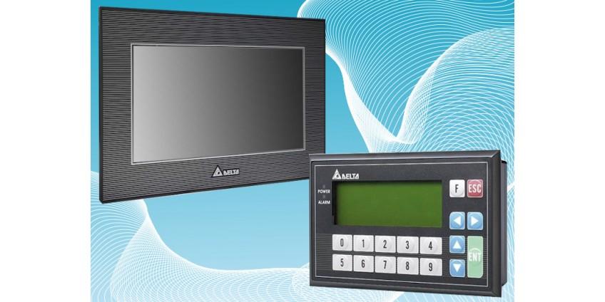 Panel operatorski z PLC od Delta Electronics